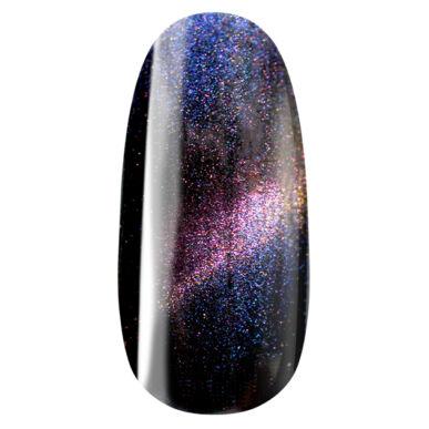 Galaxy Cat Eye Effect 702 gél lakk - PURPLE