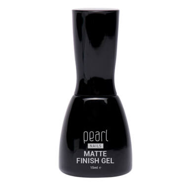 Pearl Nails Matte Finish Gel matt UV fedőzselé