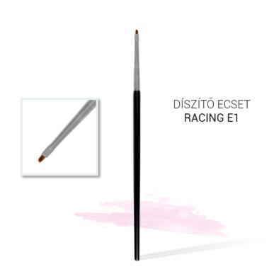 Racing E1 #1-es ferde díszítő ecset