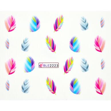 Körömmatrica vizes BLE2223