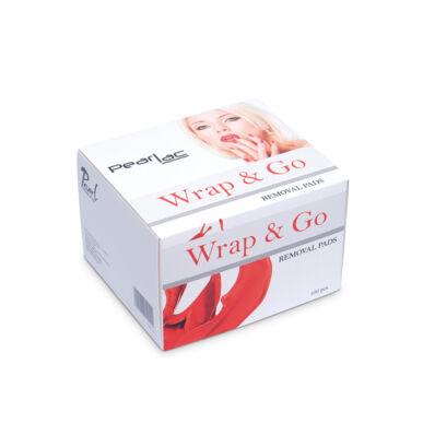 Wrap & Go leoldó fólia gél lakkhoz