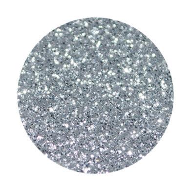 Pearl Nails Glitter spray - Silver fújható csillámpor