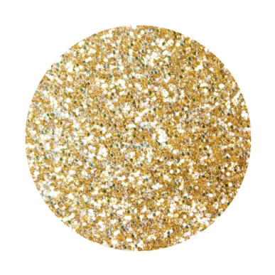 Glitter spray - Pale Gold
