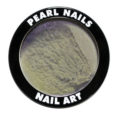 Chrome Powder - Violet-Green Effect