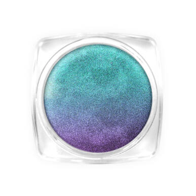 5D Galaxy Cat Eye Powder - Purple-green