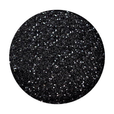 Glitter spray - Black