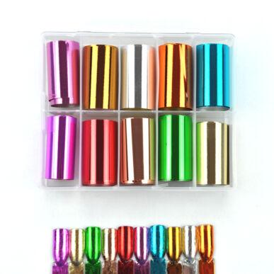 Pearl Nails 10in1 Transzferfólia box - Basics