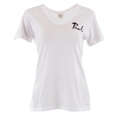 Pearl Nails fehér póló - TÖBB MÉRETBEN!