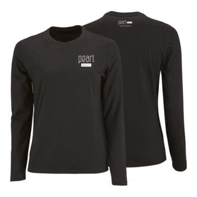 Hosszú ujjú póló fekete - válassz méretet!