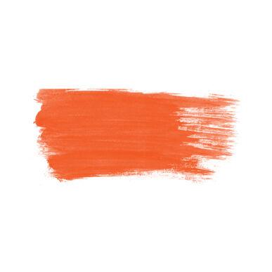 Pearl Nails UV festőzselé 809 narancsssárga
