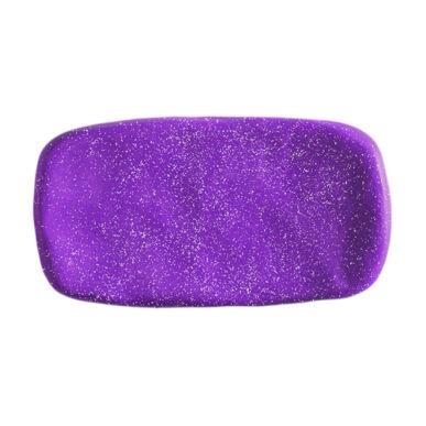 Pearl Nails PlastiLine Glitter Violet gyurmazselé