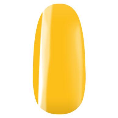 Pearl Nails Matte 248 sárga színes műköröm zselé