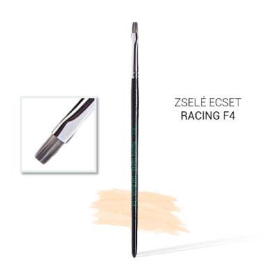Pearl Nails Racing F4 #4-es építő zselé ecset