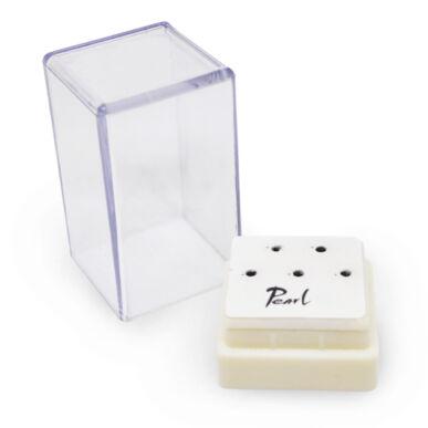 Pearl Nails csiszolófej tároló doboz