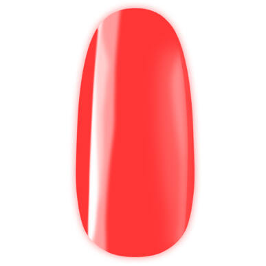 Pearl Nails NeonLac FL21 neon piros gél lakk