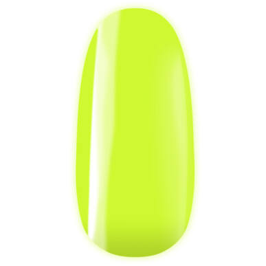 Pearl Nails NeonLac FL24 neon sárga gél lakk