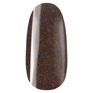 Pearl Nails Classic 318 csillámos barna gél lakk