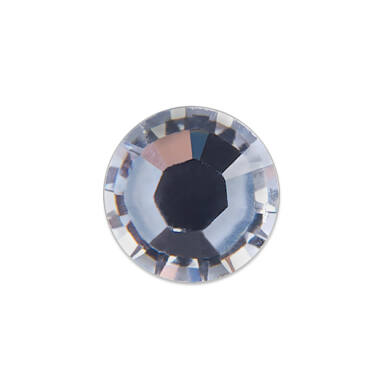Pearl Nails ezüst strasszkő SS5 001 Crystal, 50db