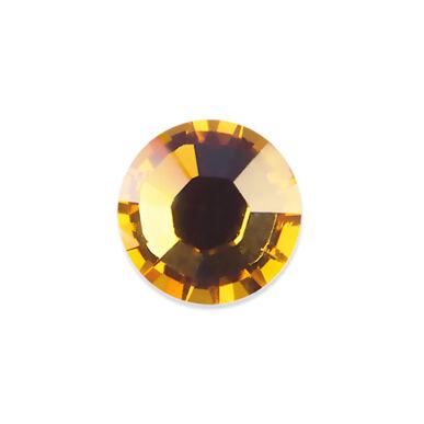 Pearl Nails barna strasszkő SS5 20db