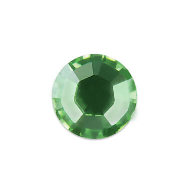 Pearl Nails zöld strasszkő SS5 20db