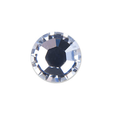 Pearl Nails fekete strasszkő SS5 Black Diamond, 50db