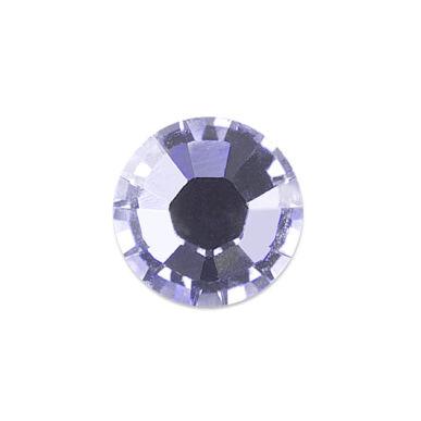 Pearl Nails lila strasszkő SS5 20db