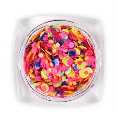 Színes konfetti A12