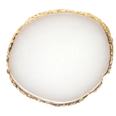Pearl Nails Tiptartó display keret - kagyló