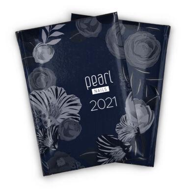 Határidőnapló 2021 - Pearl Nails