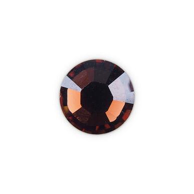 Swarovski kristály SS7 220 Smoked Topaz - 20db
