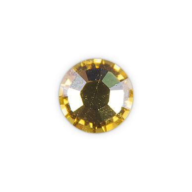 Swarovski kristály SS7 226 Light Topaz - 20db