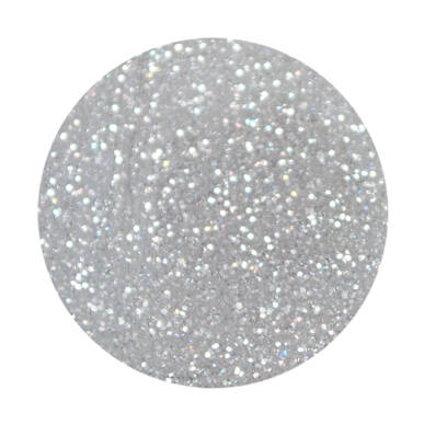 Glitter spray - Shining Silver