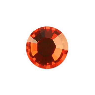 Pearl Nails narancssárga strasszkő SS8 20db
