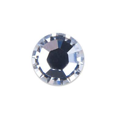 Pearl Nails fekete strasszkő SS8 20db