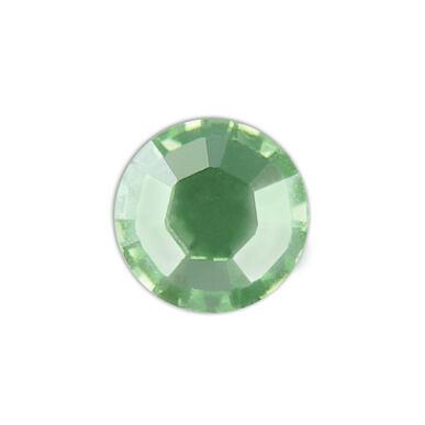 Pearl Nails zöld strasszkő SS8 20db