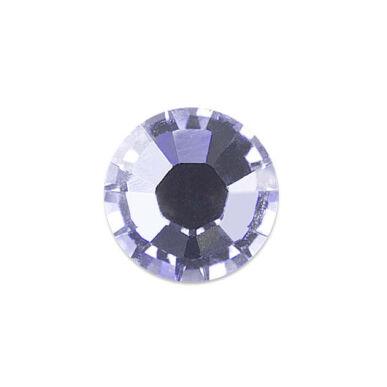 Pearl Nails világos lila strasszkő SS10 20db