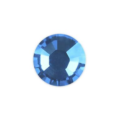 Pearl Nails kék strasszkő SS10 20db