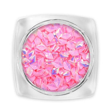 3D Gyémánt flitter rózsaszín G4