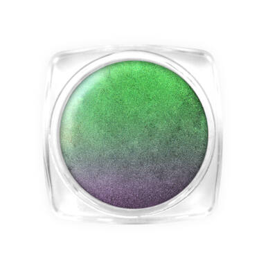 5D Galaxy Cat Eye Powder - Green-purple mágneses por