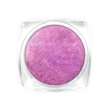 Holo Laser Effect Powder - Pink effekt por