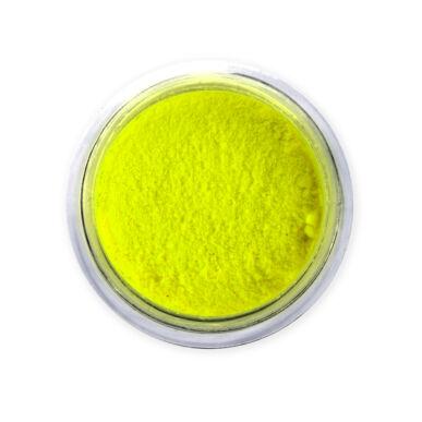 Neon Yellow pigmentpor - Pearl Nails
