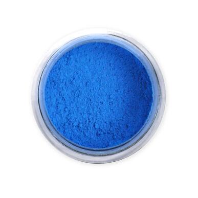 Neon Blue pigmentpor - Pearl Nails