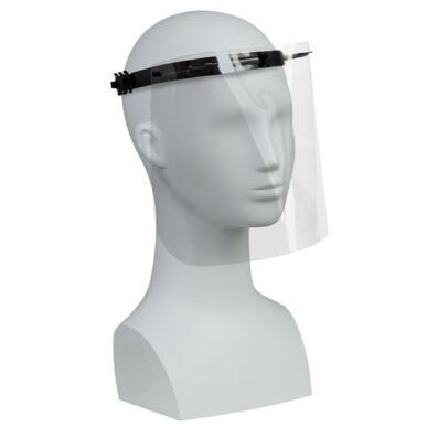 Plexi arcvédő pajzs műkörmös szakembereknek