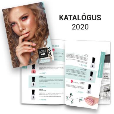 ÚJ! Pearl Nails termékkatalógus 2020
