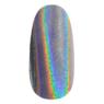 Galaxy Powder pigment por - fehér alapon