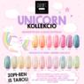 ÚJ Unicorn gél lakk színek / Unikornis gél lakk